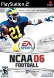 NCAA Football 06 PS2
